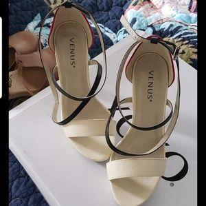 Venus heels. Only worn once.